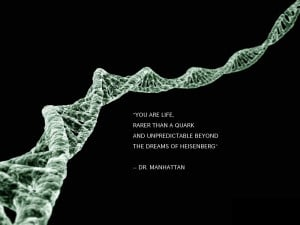 Dr Manhattan Quotes