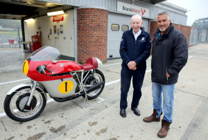 ... John Surtees and is hosted by lifelong fan and star of Great British