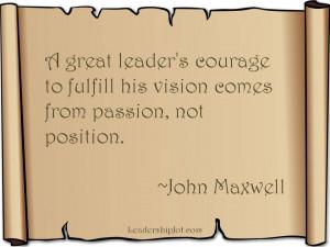 Leadership Quotes John Maxwell (7)