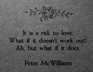 Risk love