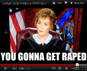 Judge Judy With Funny Captions