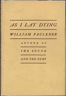 As I Lay Dying (novel)