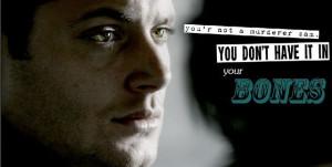 Supernatural Quote / Dean / Sam: Dean Winchester Quotes, Supernatural ...