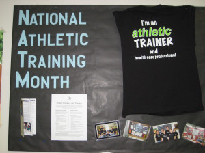 Athletic Training Quotes National athletic training