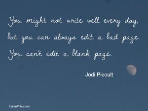 write write write this week
