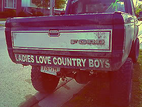 Ladies love country boys(;