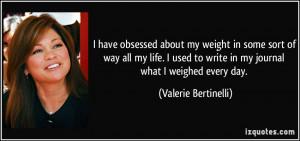 More Valerie Bertinelli Quotes
