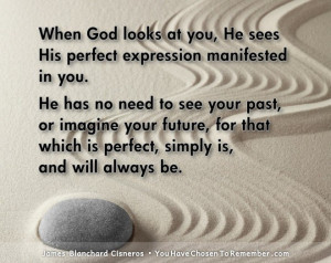 Inspirational Quotes about God by James Blanchard Cisneros, author of ...