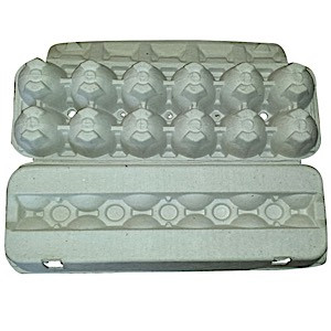 Extra Strength 12 count Egg Cartons. For quantities greater then 4000 ...
