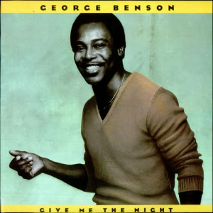 George Benson Give Me The Night FRA LP RECORD 56823