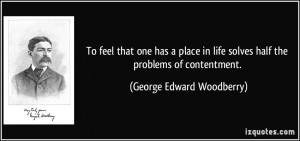 More George Edward Woodberry Quotes