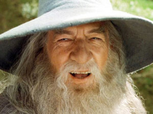 wizard is never late, Frodo Baggins. Nor is he early. He arrives ...
