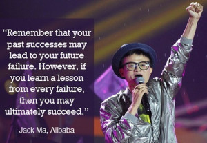 Jack Ma, Chairman & Founder, Alibaba Group