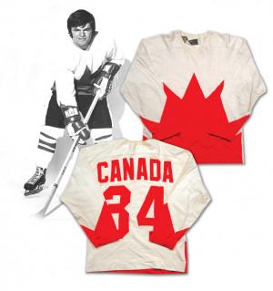 Team Canada Marcel Dionne
