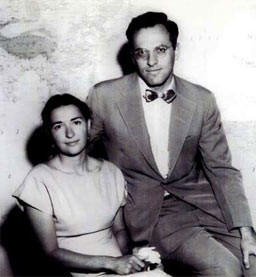 sylvia and fred reines 1950s in addition the reines two