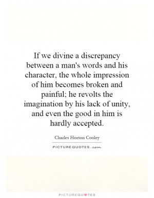 Charles Horton Cooley Quotes