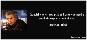 More Jose Mourinho Quotes