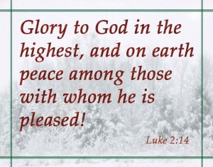 Christmas Quotes Bible Verses ~ Christmas Bible Verses - Scripture ...