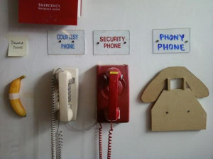 New Phone Funny Pic – We heard the phone ring, is it dog? Funny ...