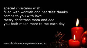 Missing you at Christmas Poems