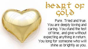 Heart Quotes: Heart Of Gold…