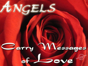 Angel Quotes Graphics, Pictures