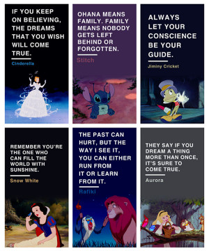 Quotes from cartoons