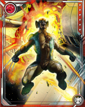 the best there is wolverine+ information rarity ultimate rare power ...