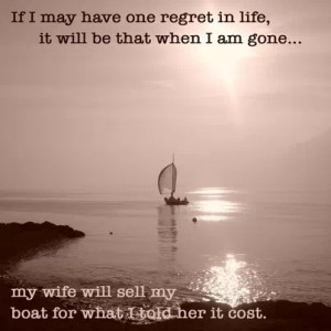 Sailing quote..... Works for airplanes, too!