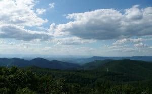 Appalachian Mountains Credited
