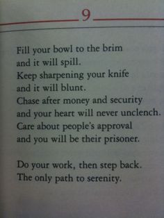 ... tao te ching quotes tao quotes inspir people without heart quotes live