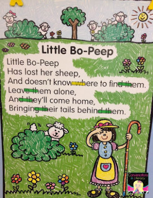 nursery rhymes blog 2 Weed Poems That Rhyme