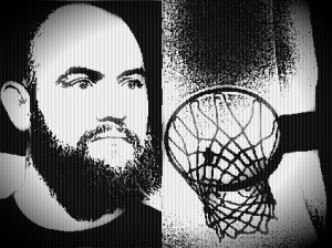 with Travis Browne's Palomar College basketball coach John O'Neill