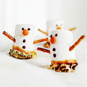 christmas cookies christmas cookies for kids melty snowmen cookies ...