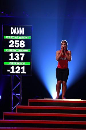 ... michaels biggest loser the biggest loser dolvett quince Danni Allen
