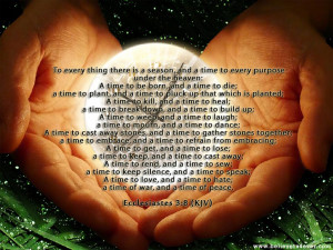 Inspirational Bible Verse Quotes
