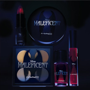 MAC have unveiled their Maleficent makeup collection and it's ...