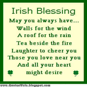 irish blessing quotes irish blessing quotes irish blessing quotes ...
