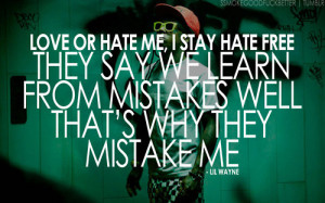 lil wayne, quotes, weezy - inspiring picture on Favim.com | We Heart ...
