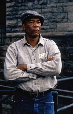 Morgan Freeman, The Shawshank RedemptionThe Shawshank Redemption ...