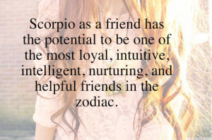 scorpio #friend #text #loyal #bestfriends #astrology #Zodiac