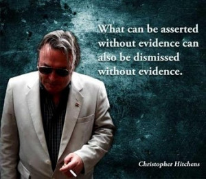 ... evidence also be dismissed without evidence.