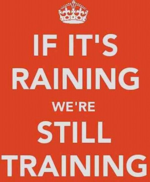 Workout of the Day: Rainy Day Workout