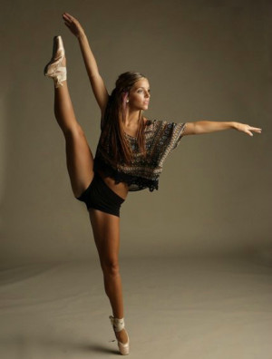 ... ballerina ballet dance native american indian gray grace tall ballet