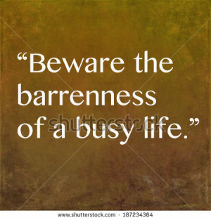 Inspirational quote by ancient Greek philosopher Socrates - stock ...