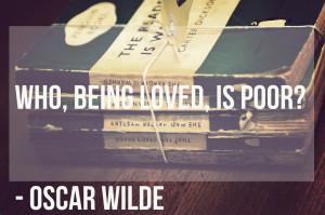 Oscar Wilde Book Quotes