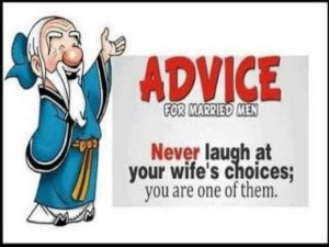 Before you laugh, look at yourself. Then if you feel its right, go ...