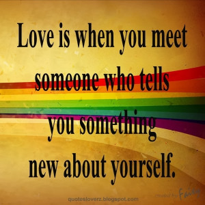 Positive Quotes for Your Love Life ... With Images