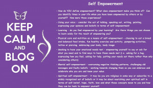 Self Empowerment Quotes