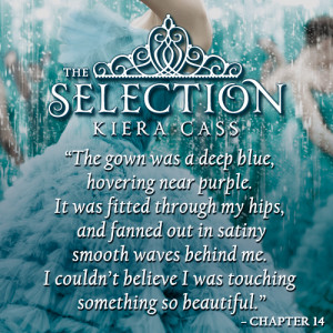 The Selection Series book quotes